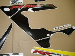 Honda 929RR 2000 SC44 complete sticker kit