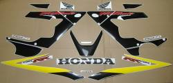 Honda CBR 929RR 2000 SC44 reproduction stickers