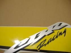 Honda 1000RR 2006 Fireblade yellow stickers set