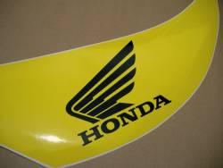 Honda CBR 1000RR 2006 yellow logo graphics