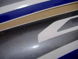 Honda CBR 600F 2013 white decals kit