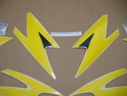 Honda CBR 600 F3 1997 yellow decals kit