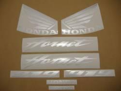 Honda 919F 2002 black complete decals set