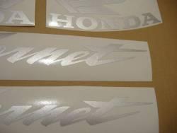 Honda CB 919F 2002 Hornet black decals kit