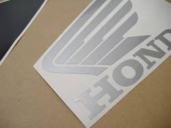 Honda CBR 954RR 2003 SC50 blue logo graphics