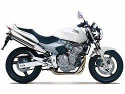 Honda CB 600F 2002 Hornet white decals kit