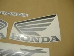 Honda CB 900F 2004 Hornet black decals set