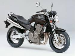 Honda 900F 2004 black complete decals kit