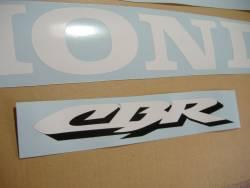Honda CBR 954RR 2003 SC50 red logo graphics