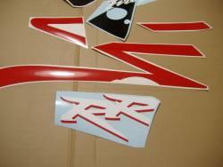 Honda 954RR 2003 Fireblade SC50 red decal set