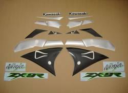 Kawasaki zx-9r 2002 2003 Ninja blue decals kit