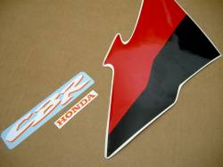 Honda 600F F3 1995 red logo graphics