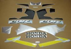 Honda 600F F4 2001 yellow logo graphics
