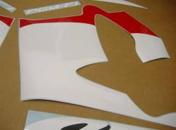 Honda 600F F4 2001 red logo graphics