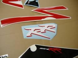Honda CBR 954RR 2002 SC50 red logo graphics