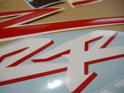 Honda 954RR 2002 Fireblade red stickers set
