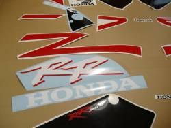 Honda 954RR 2002 SC50 red adhesives set