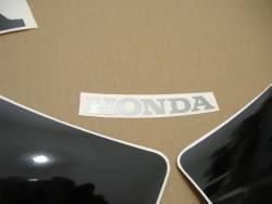 Honda CBR 954RR 2002 SC50 black logo graphics