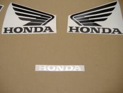 Honda CBR 1000RR 2004 SC57 red decals kit