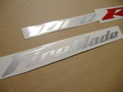 Honda 1000RR 2004 SC57 complete sticker kit
