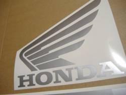 Honda CBR 1000RR 2004 SC57 black logo graphics