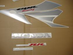 Honda CBR 1000RR 2004 SC57 black stickers