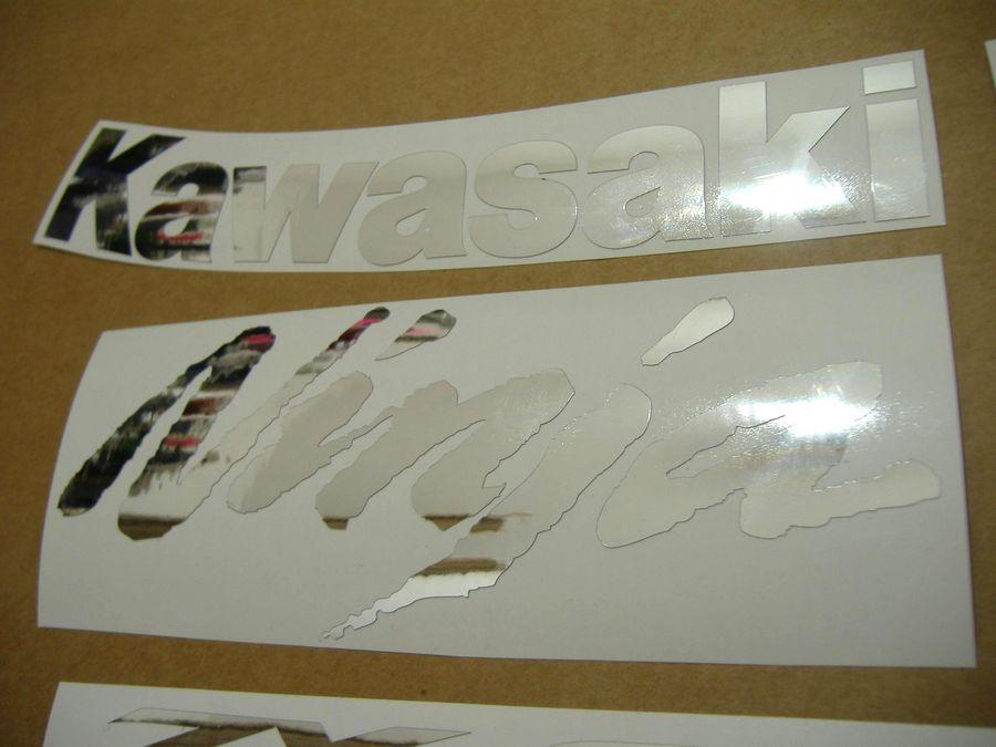Kawasaki Ninja R Sticker Kit