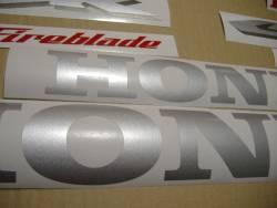 Honda CBR 1000RR 2005 Fireblade stickers kit