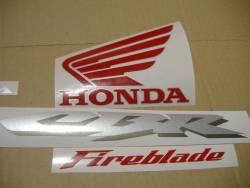 Honda 1000RR 2005 SC57 complete sticker kit
