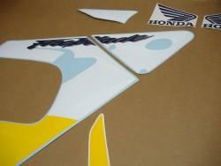 Honda CBR 929RR 2001 SC44 yellow decals