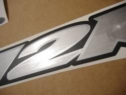 Kawasaki ZX-12R 2003 Ninja custom logo graphics