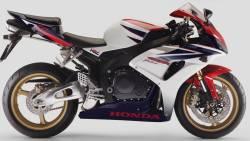 Honda CBR 1000RR 2007 SC57 HRC stickers