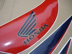 Honda CBR 1000RR 2007 SC57 HRC logo graphics