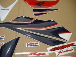 Honda 1000RR 2007 SC57 HRC adhesives set