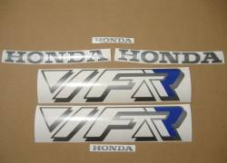Honda VFR 750F 1990 RC36 red stickers