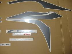 Honda 1000RR 2008 SC59 complete sticker kit