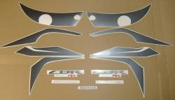 Honda 1000RR 2008 SC59 reproduction decals