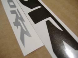 Honda CBR 1000RR 2009 SC59 white logo graphics