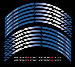 wheel rim stripes decals stickers suzuki gsxr 750
