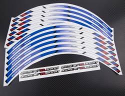 wheel rim stripes decals stickers suzuki gsxr 600 750 1000