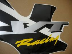 Honda 1000R 2003 RC51 red logo graphics