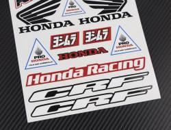 Graphics set Honda CRF HRC Yoshimura