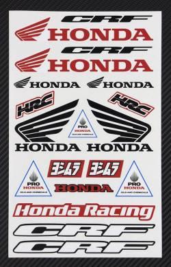 Stickers set Honda CRF HRC Yoshimura