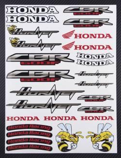 Decals set Honda cbr 600f hornet