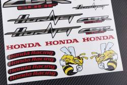 Decals kit Honda cbr 600f hornet