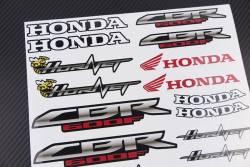 Graphics set Honda cbr 600f hornet