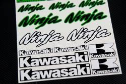 Stickers kit Kawasaki Ninja