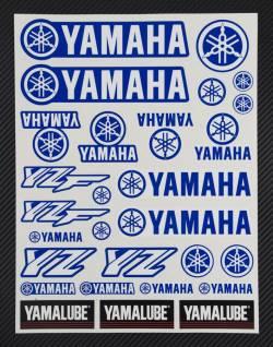 Stickers set Yamaha yzf
