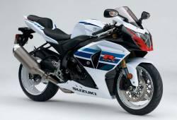 Suzuki GSX-R 1000 2013 million adhesives set