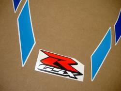Suzuki 1000 2013 commemorative stickers kit